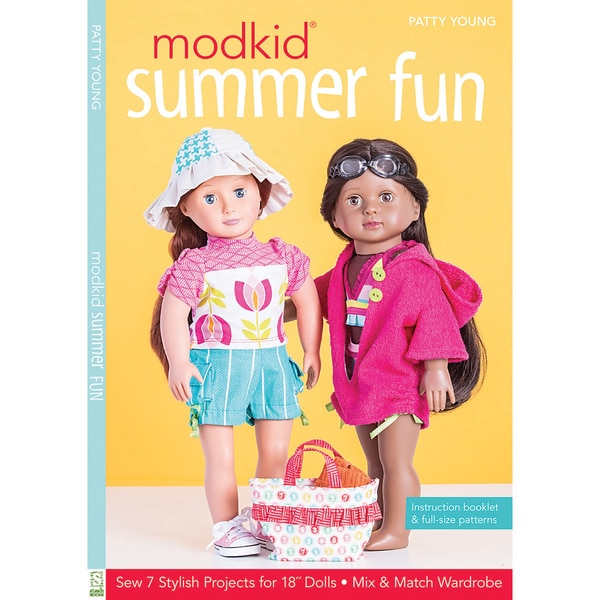 Stash Books-Modkid Summer Fun