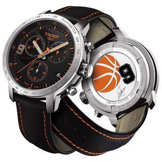 Tissot Men's 'T-Sport Tony Parker Limited' Black Watch
