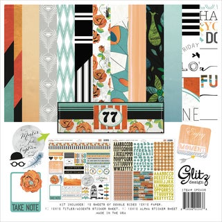77 Collection Pack 12inX12in