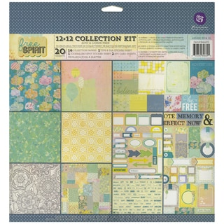 Free Spirit Collection Kit 12inX12in 20/Sheets
