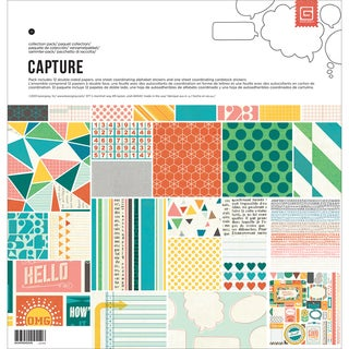 Capture Collection Pack 12inX12in