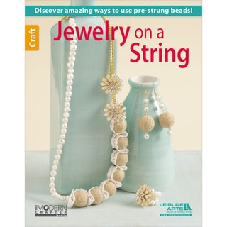 Leisure Arts-Jewelry On A String