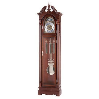 Washington Dark Cherry Grandfather Clock