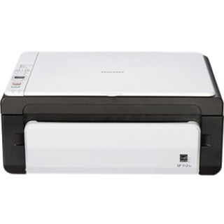 Ricoh SP 112SU Laser Multifunction Printer - Monochrome - Plain Paper