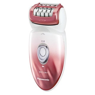 Panasonic Women's Wet/ Dry Epilator Shaver