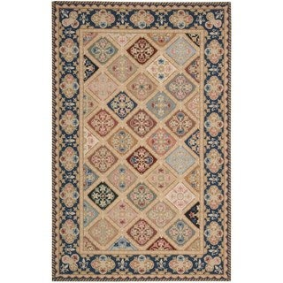 Nourison Country Heritage Multicolor Rug (3'6 x 5'6)