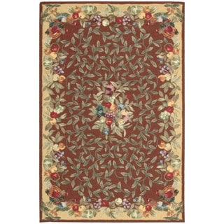 Nourison Country Heritage Brick Rug (2'6 x 4'2)