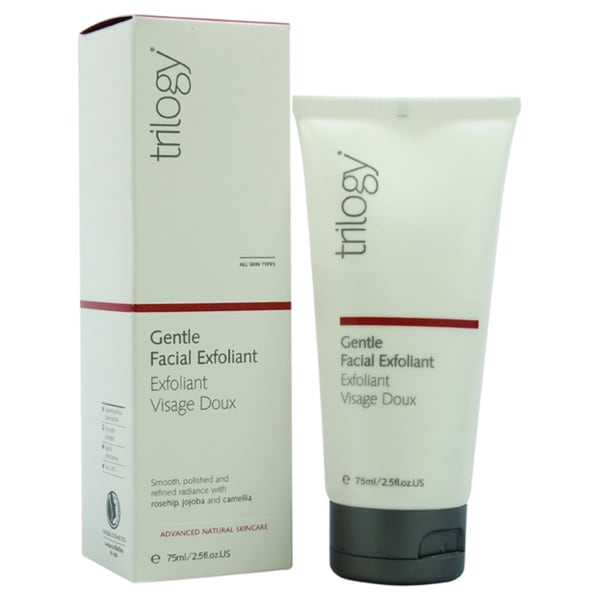 Trilogy Gentle 2.5-ounce Facial Exfoliant