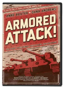 Armored Attack! (DVD)