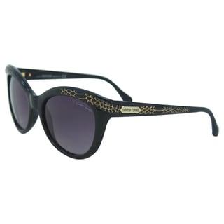 Roberto Cavalli Women's 'RC789S Acubens 01B' Sunglasses