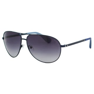 Marc Jacobs Women Blue Aviator Sunglasses