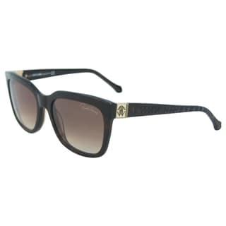 Roberto Cavalli Women's 'RC799S Albali 52F' Havana Sunglasses