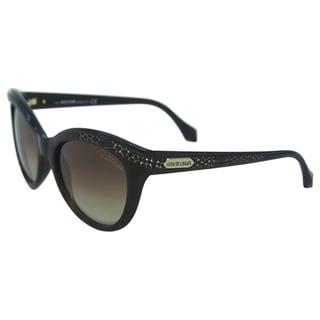Roberto Cavalli Women's 'RC789S Acubens 50F' Sunglasses