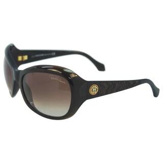 Roberto Cavalli Women's 'RC794S Aldhibah 50F' Sunglasses