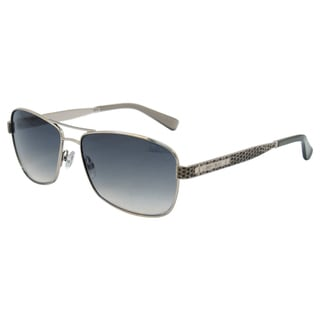 Jimmy Choo Women's 'Cris/S 0010' Palladium Aviator Sunglasses
