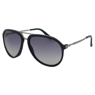 Gucci Unisex 'GG 1031/S X5ZVK' Ruthenium Sunglasses