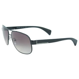 Prada Men's 'PR 52P 7AX0A7' Aviator Sunglasses