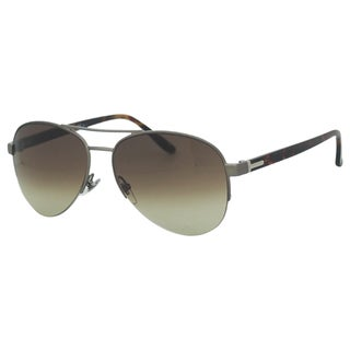 Gucci Men's 'GG 2221/S W09CC' Aviator Sunglasses