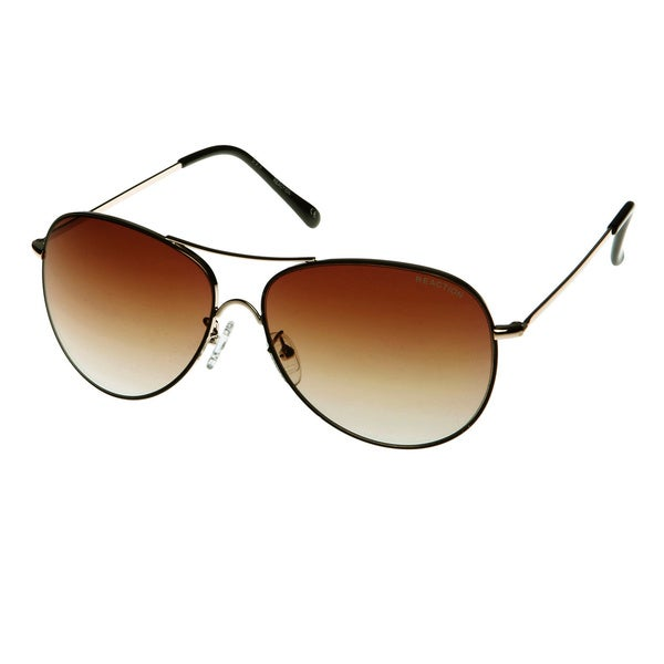 Kenneth Cole Reaction Unisex KC1222 033F Aviator Sunglasses