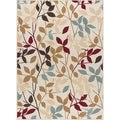 Lagoon Transitional Area Rug (5' x 7')