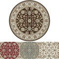 Caprice Traditional Area Rug (5'3 Round)