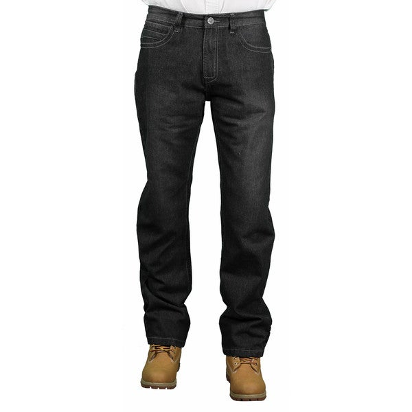 MO7 Men's Modern Straight Fit Fashion Jean