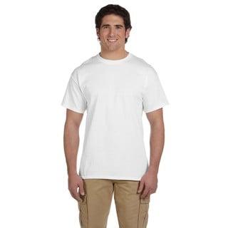 Hanes Men's 50/50 Comfortblend Ecosmart Undershirts (Pack of 12)