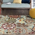 Alise Decora Transitional Area Rug (7'10 x 10'3)