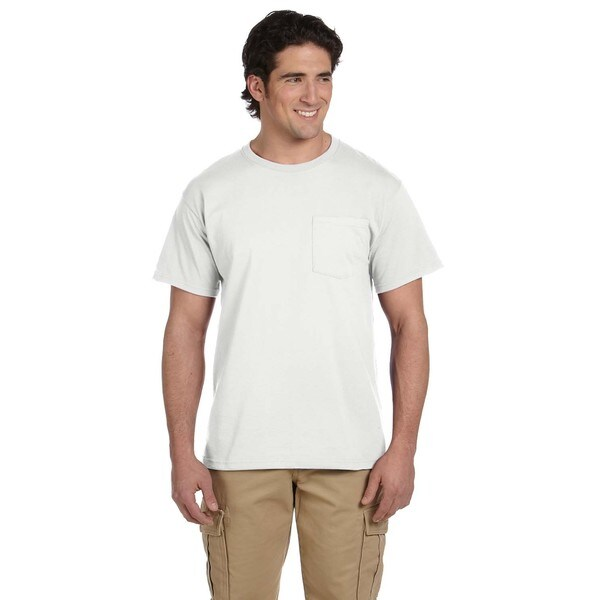 Jerzees Men's 50/50 Heavyweight Blend T-shirts (Pack of 12)