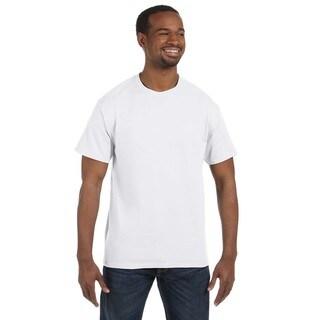 Jerzees Men's Tall 50/50 Heavyweight Blend Undershirts (Pack of 6)