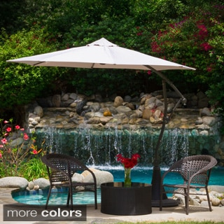 Christopher Knight Home Colima Push-up Sun Canopy with Base