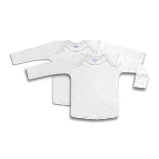 Spencer's Lap Shoulder Long Sleeve Shirt (2 Pack)