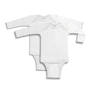 Spencer's Long Sleeve Bodysuit (2 Pack)
