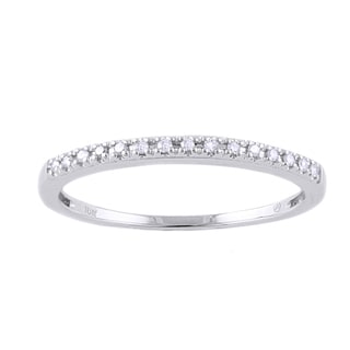Beverly Hills Charm 10K Gold Diamond Accent Band