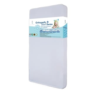 Baby's Sweet Dreamland II 2-in-1 Orthopedic Mattress