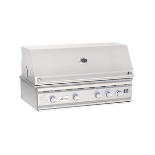 Summerset TRL 38-inch Stainless Steel Rotisserie/ LED Lights Built-in Gas Grill