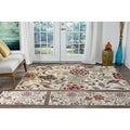 Decora Ivory Transitional Area Rug Set