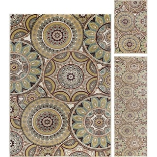 Decora Multi Transitional Area Rug Set