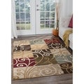 Lagoon Multi Transitional Area Rug