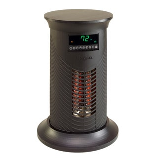 Lifesmart Lifelux Series 4 Element Tower Infrared Heater with Broadrange Oscillation Technology