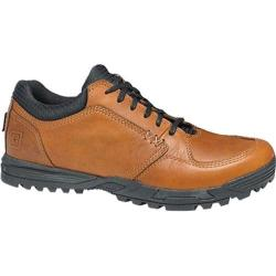 Men's 5.11 Tactical Pursuit Lace Up Shoe Dark Brown