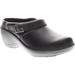 Women's Spring Step Sicilia Black Leather