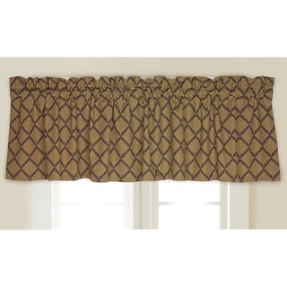 Rose Tree Barclay Trellis Window Valance