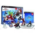 PS3 - INFINITY 2.0 Starter Pack - Marvel Super Heroes