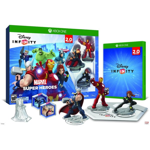 Xbox One - INFINITY 2.0 Starter Pack - Marvel Super Heroes 12994144