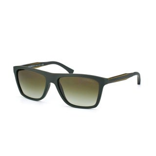 Emporio Armani Men's 'EA4001' Gradient Sunglasses