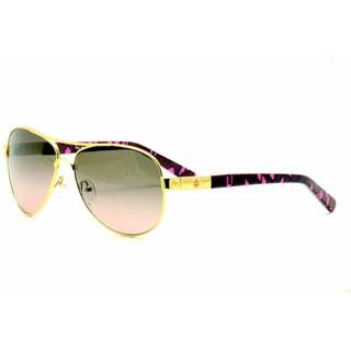 Tory Burch Women's 'TY6010' 360/14 Sunglasses