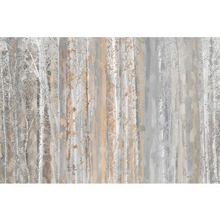 Marmont Hill Art Collective 'Aspen Forest 1' Canvas Art