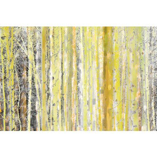 Marmont Hill Art Collective 'Aspen Forest 2' Canvas Art