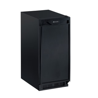 Black Reversible Hinge Stainless Steel Refrigerator